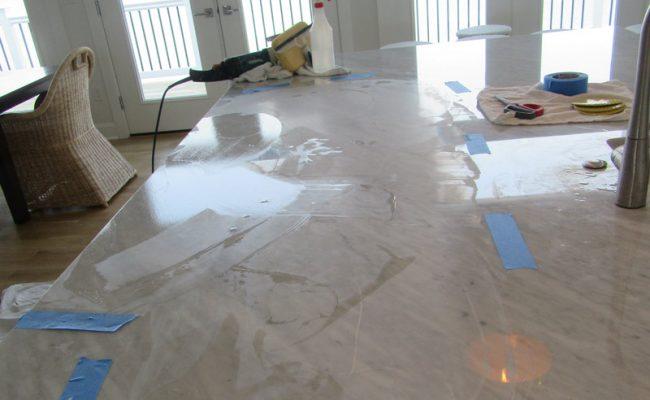 Marble Damage Repair