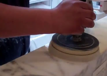 polishing-marble
